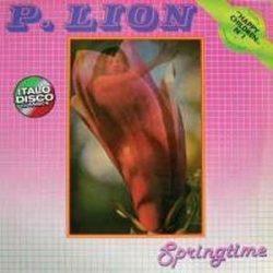 P. LION - Springtime / vinyl bakelit / LP
