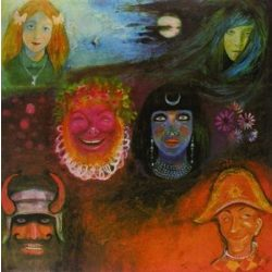 KING CRIMSON - In The Wake Of Poseidon / vinyl bakelit / LP