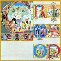 KING CRIMSON - Lizard / vinyl bakelit / LP