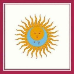 KING CRIMSON - Larks Tongues In Aspic / vinyl bakelit / LP