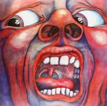 KING CRIMSON - In The Court Of The Crimson King / vinyl bakelit / LP