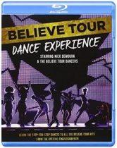 VÁLOGATÁS - Justin Biber's Backup Dancers presents Believe Tour Dance Experience / blu-ray / BRD