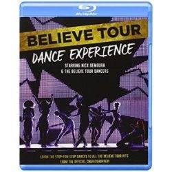 VÁLOGATÁS - Justin Biber's Backup Dancers presents Believe Tour Dance Experience / blu-ray / BRD