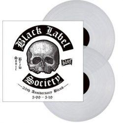 BLACK LABEL SOCIETY - Sonic Brew 20th Anniversary Blend 5.99-5.19/ limitált színes vinyl bakelit / 2xLP