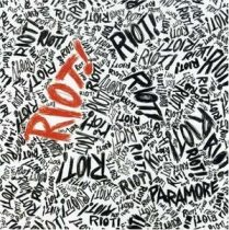 PARAMORE - Riot! / vinyl bakelit / LP