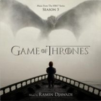 FILMZENE - Game Of Thrones 5. / vinyl bakelit / LP