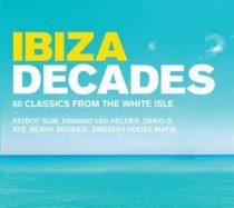 VÁLOGATÁS - Ibiza Decades / 3cd / CD
