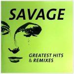 SAVAGE - Greatest Hits & Remixes / vinyl bakelit / LP