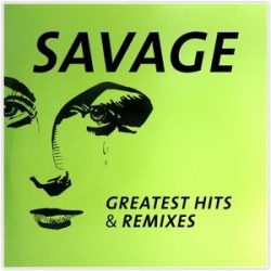 SAVAGE - Greatest Hits & Remixes / vinyl bakelit / LP