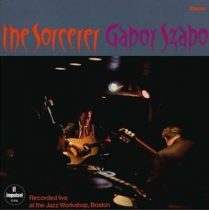 SZABÓ GÁBOR - The Sorcerer / vinyl bakelit / LP