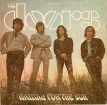 DOORS - Waiting For The Sun / vinyl bakelit / LP