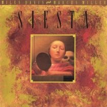 MILES DAVIS - Siesta deluxe edition / vinyl bakelit / LP