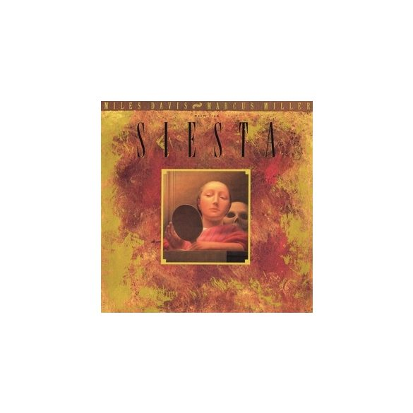 MILES DAVIS & MARCUS MILLER - Siesta  / vinyl bakelit / LP