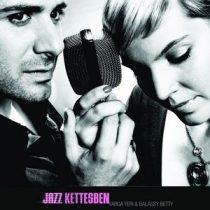 VARGA FERENC ÉS BALÁSSY BETTY - Jazz Kettesben CD