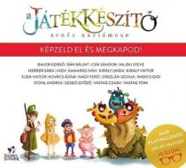 MUSICAL ROCKOPERA - A Játékkészítő -Képzeld El És Megkapod /2015-ös verzió/ CD