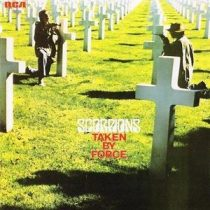 SCORPIONS - Taken By The Force / vinyl bakelit / LP
