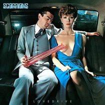 SCORPIONS - Lovedrive / vinyl bakelit+cd / LP