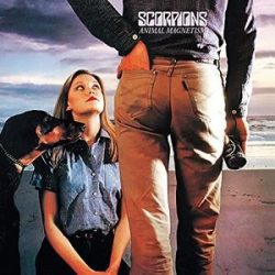 SCORPIONS - Animal Magnetism / vinyl bakelit+cd  / LP