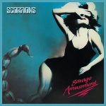 SCORPIONS - Savage Amusement / vinyl bakelit / LP