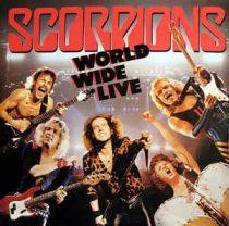 SCORPIONS - World Wide Live / vinyl bakelit / 2xLP