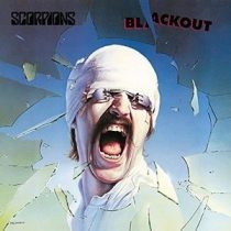 SCORPIONS - Blackout / vinyl bakelit+cd / LP