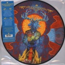 MASTODON - Blood Mountain /limitákt picture vinyl bakelit / LP