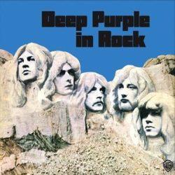 DEEP PURPLE - In Rock / vinyl bakelit / LP