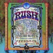 RUSH - Feedback / vinyl bakelit / LP