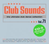 VÁLOGATÁS - Club Sounds vol.71 / 3cd digipack / CD