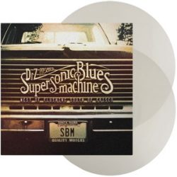 SUPERSONIC BLUES MACHINE - West Of Flushing, South Of Frisco / vinyl bakelit / 2x LP