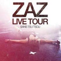 ZAZ - Sans Tsu Tsou Live Tour / cd+dvd / CD
