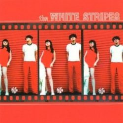 WHITE STRIPES - White Stripes / vinyl bakelit / LP