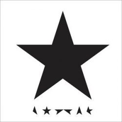 DAVID BOWIE - Black Star CD