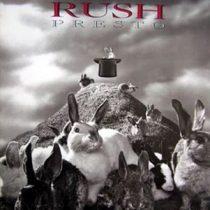 RUSH - Presto / vinyl bakelit / LP