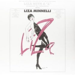 """LIZA MINNELLI - With A """"Z"""" / vinyl bakelit / LP"""
