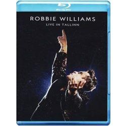 ROBBIE WILLIAMS - Live In Tallin / blu-ray / BRD