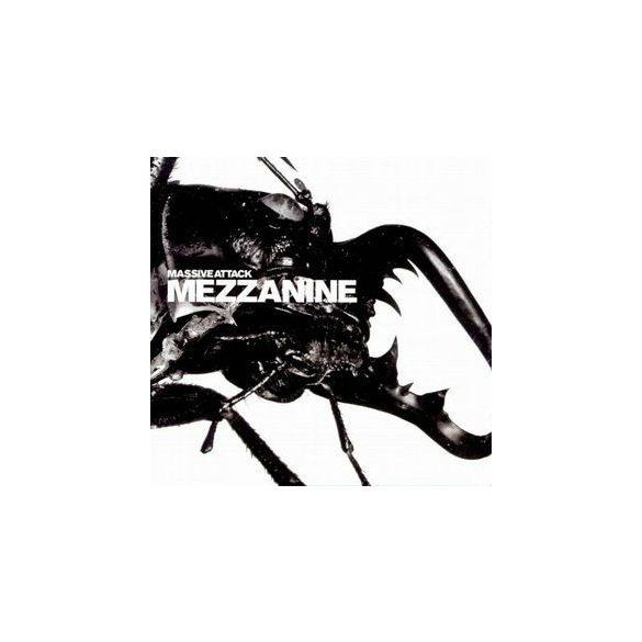 MASSIVE ATTACK - Mezzanine / vinyl bakelit / 2xLP