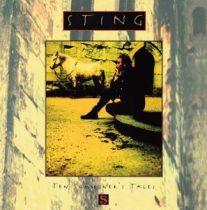 STING - Ten Summoner's Tales / vinyl bakelit / LP