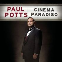 PAUL POTTS - Cinema Paradiso CD