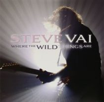 STEVE VAI - Where The Wild Things Are / vinyl bakelit / 2xLP