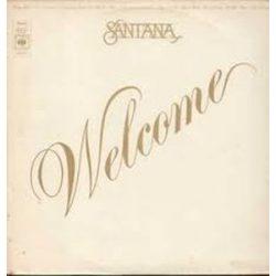 SANTANA - Welcome / vinyl bakelit / LP
