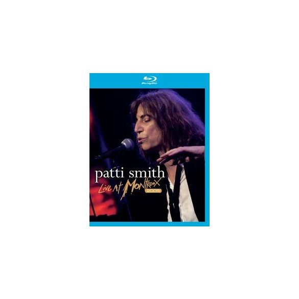 PATTI SMITH - Live At Montreux / blu-ray / BRD