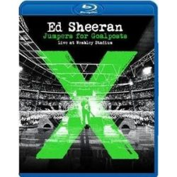 ED SHEERAN - X Jumpers For Goalpost Live At Wembley Stadium / blu-ray / BRD