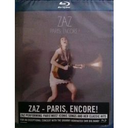 ZAZ - Paris Encore / blu-ray / BRD