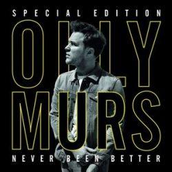 OLLY MURS - Never Been Better /speciel edition cd+dvd/ CD