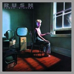 RUSH - Power Windows CD