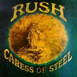 RUSH - Caress Of Steel CD