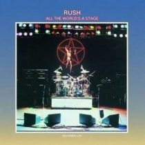 RUSH - All The World's A Stage CD
