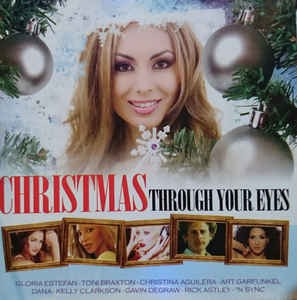 VÁLOGATÁS - Christmas Through Your Eyes CD