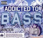 VÁLOGATÁS - Addicted To Bass Winter 2013 / 3cd / CD
